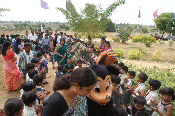 Gnanodaya Public School-Welcome To Students