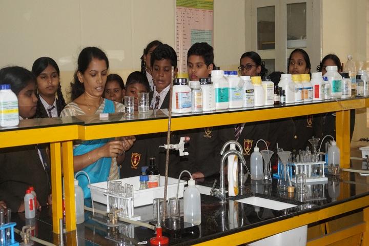 St Dominics School-Chemistry Lab