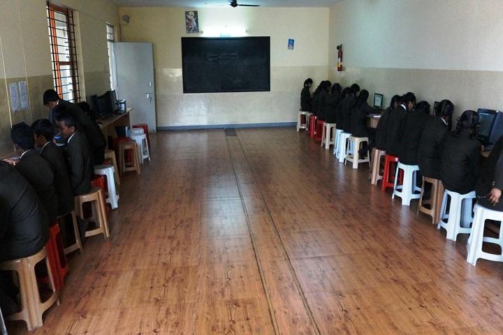 St Dominics School-Computer Lab