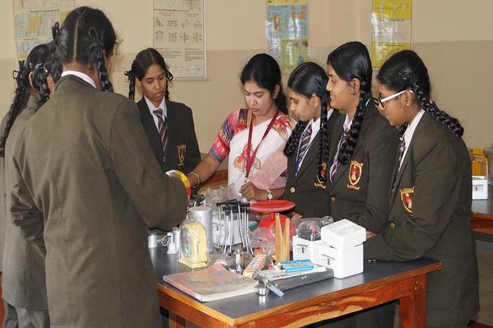 St Dominics School-Physics Lab