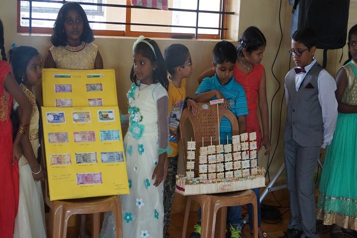St Dominics School-Science Exhibition