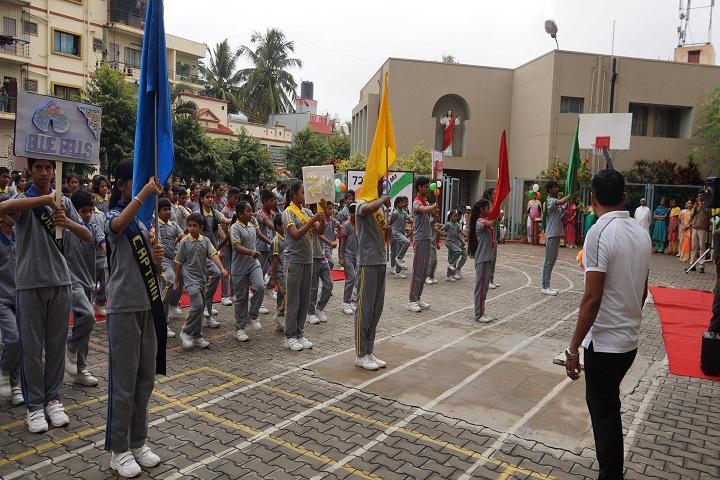 St Dominics School-Sports Day
