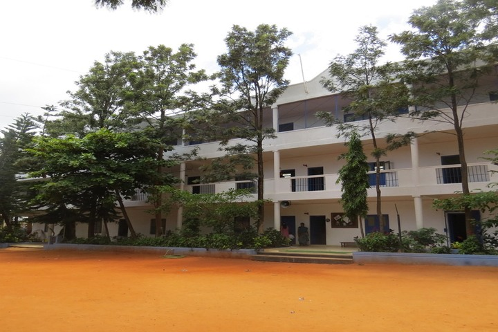 Kenneth George English School-Campus