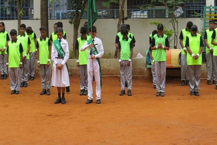 Kenneth George English School-Sports Day