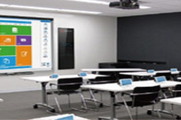 Kenneth George English School-Smart Classroom