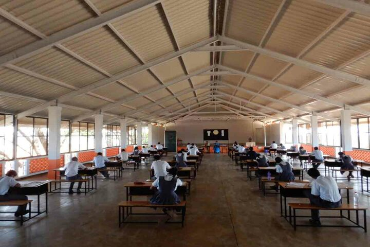 Dnyan Prabodhan Mandir-Examination Hall