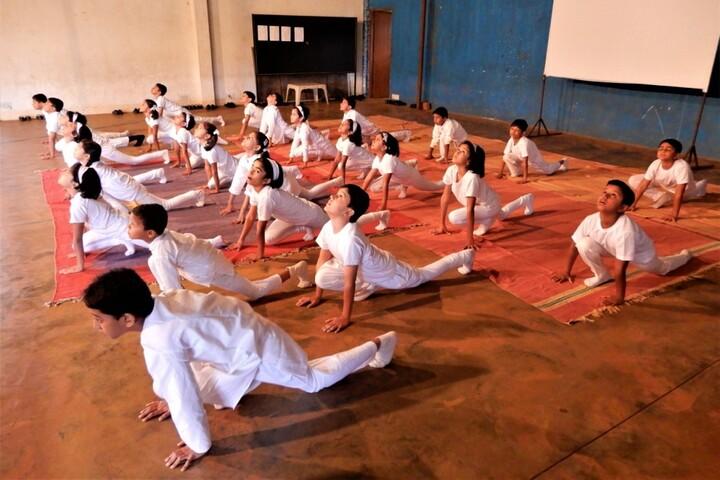 Dnyan Prabodhan Mandir-Yoga
