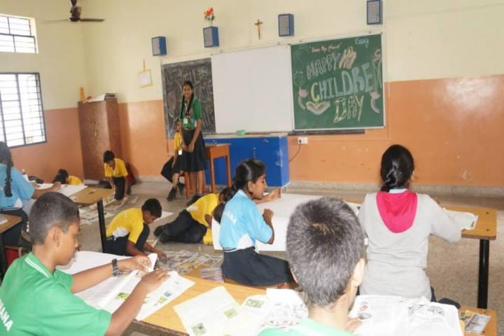 Aradhana School-Childrens Day Celebration