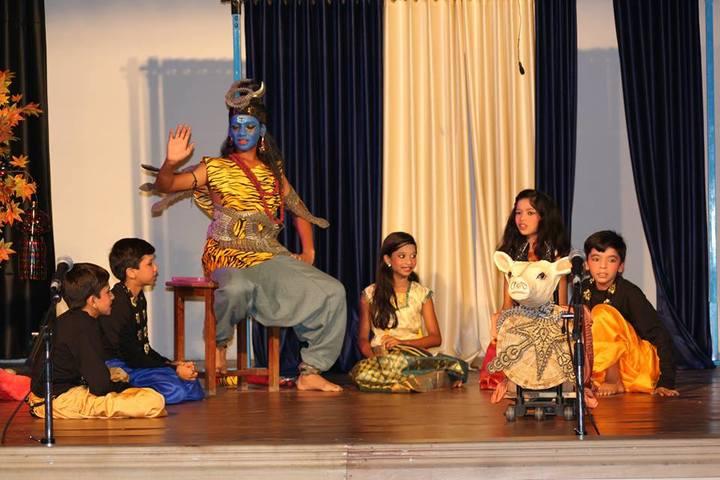 Aradhana School-Drama