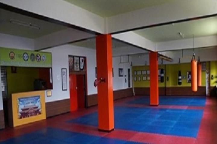Aradhana School-Karate Room