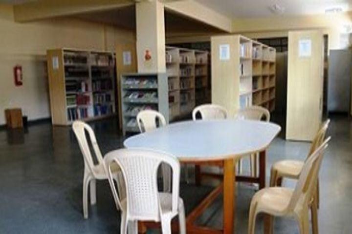 Aradhana School-Library