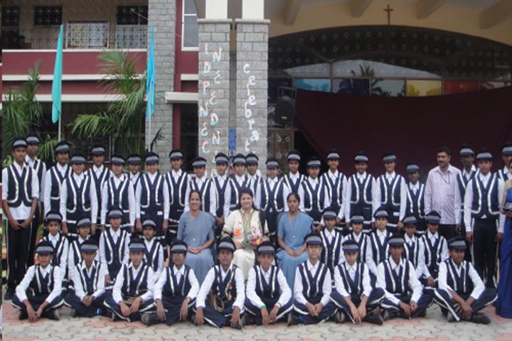 Aradhana School-School Band