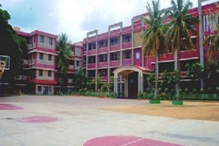 Aradhana School-School Campus