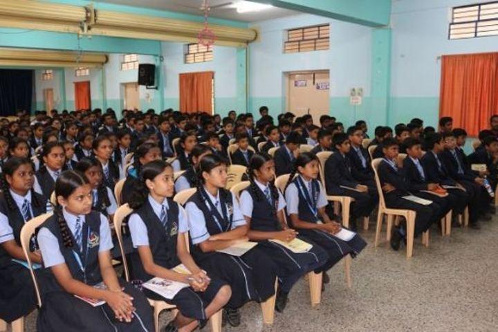 Aradhana School-Students