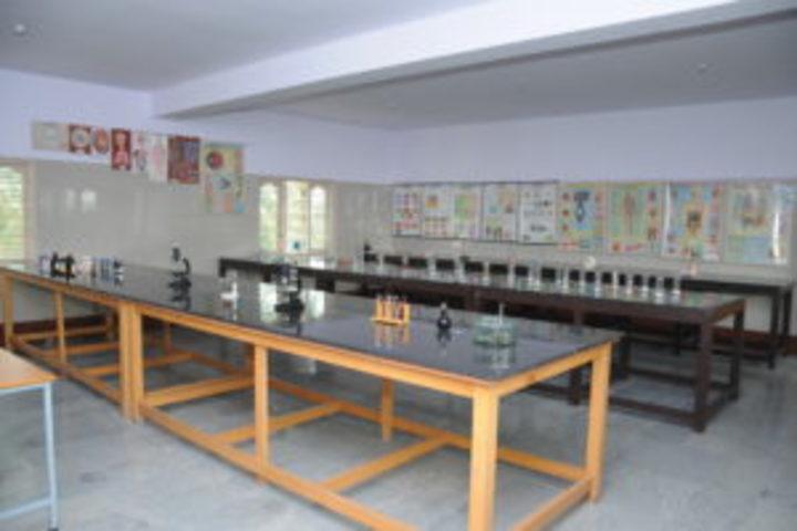 V E S Model Convent-Biology Lab