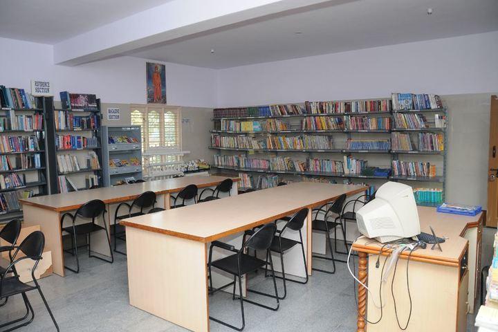 V E S Model Convent-Library