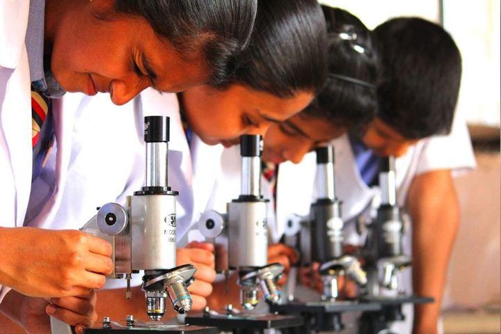 St Marys International School-Biology Lab