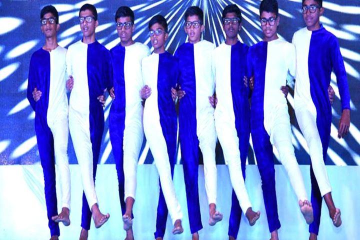 St Marys International School-Dance