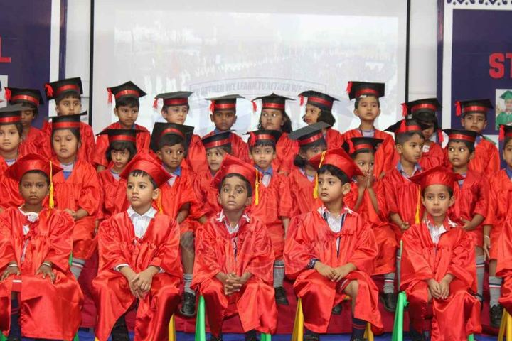 St Marys International School-Graduation Day
