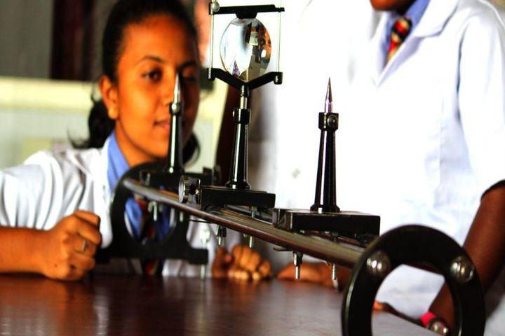 St Marys International School-Physics Lab