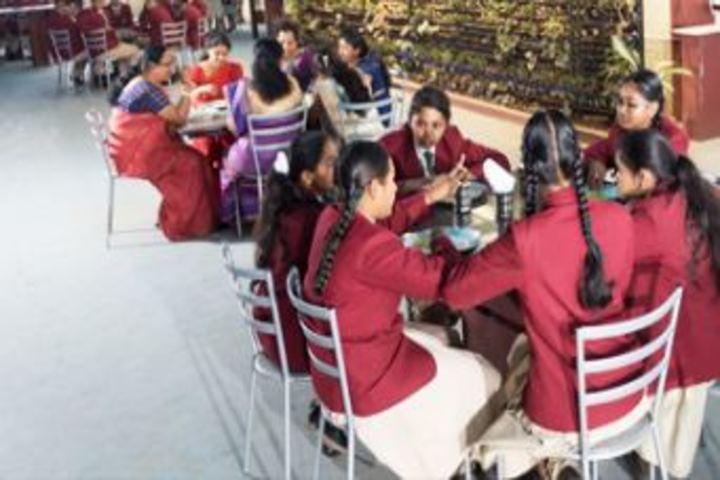 Triveni Public School-Canteen