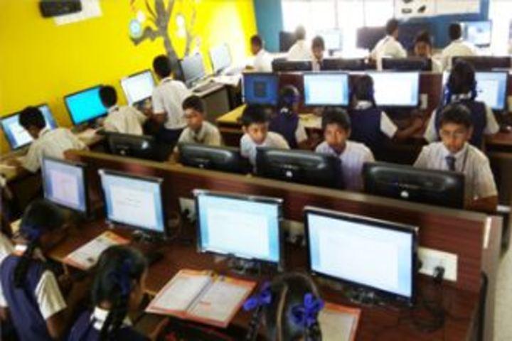 Triveni Public School-Computer Lab