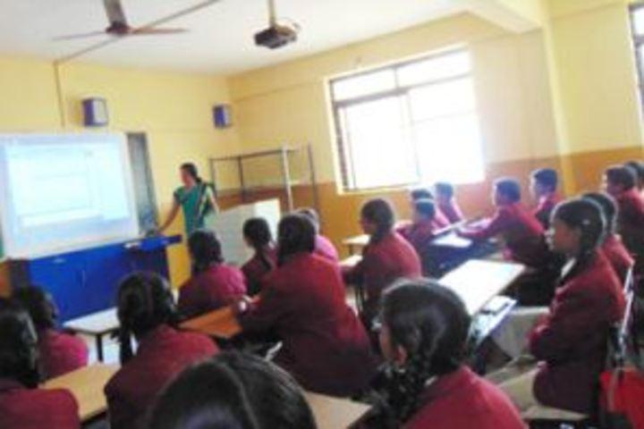 Triveni Public School-Smart Class