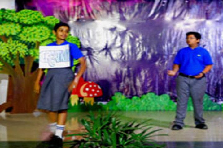 Gopalan International School-Drama