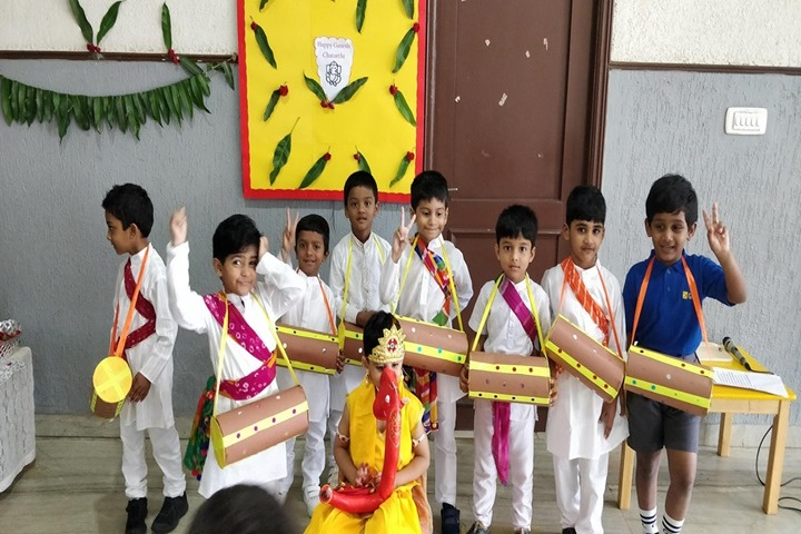 Gopalan International School-Festival Celebration