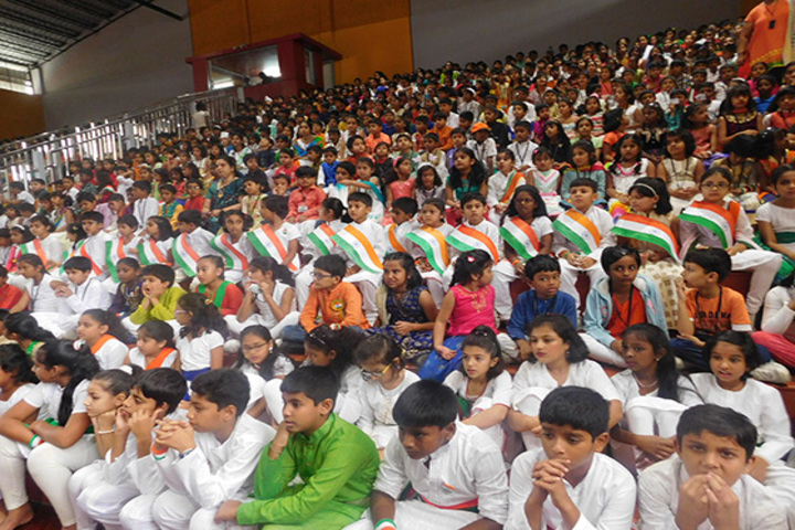 Gopalan International School-Independence Day Celebration