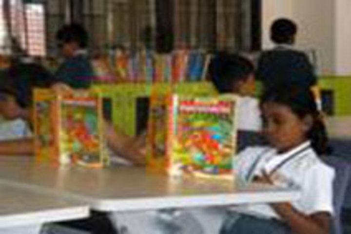 Gopalan International School-Library