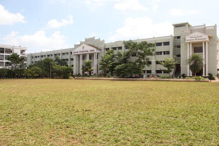 Gopalan International School-Play Ground