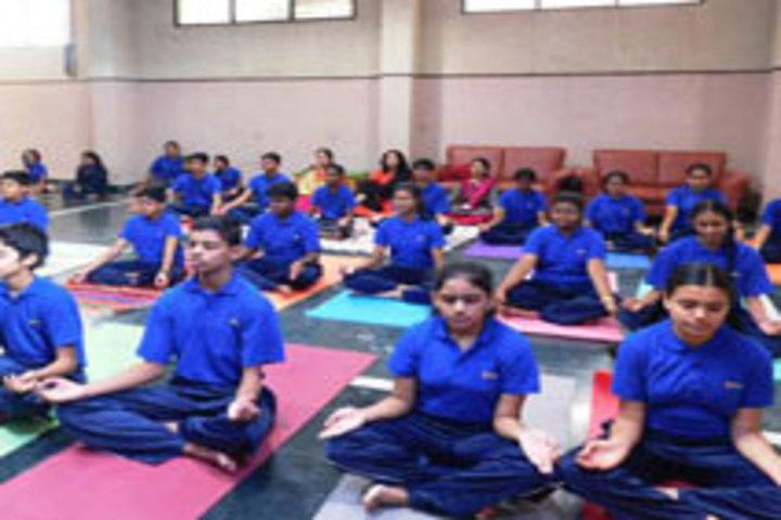 Gopalan International School-Yoga