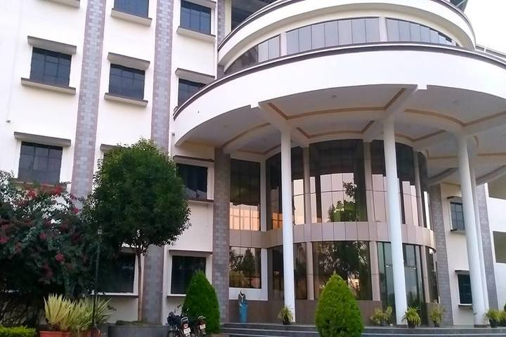 Christ International School-Entrance