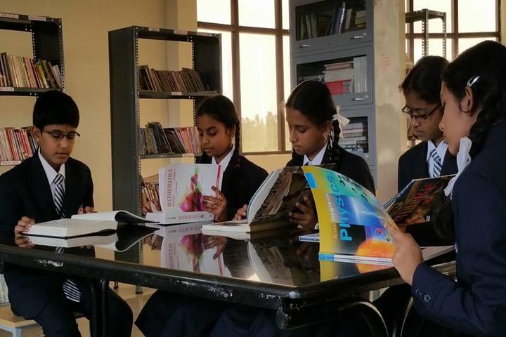 Christ International School-Library