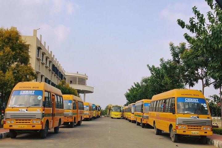 Christ International School-Transport