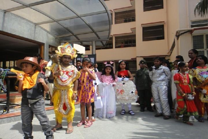 St Francis School-Fancy Dress