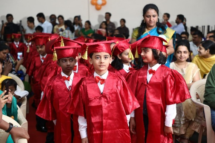 St Francis School-Graduation Day
