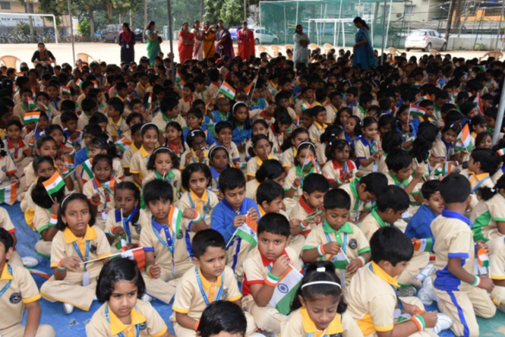 St Francis School-Independence Day Celebration