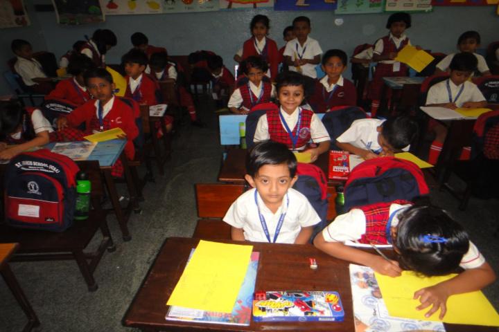 St Francis School-Kindergarten Class Room
