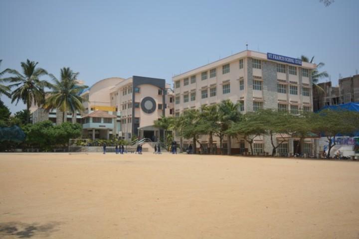 St Francis School-School Campus