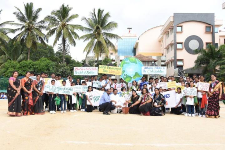St Francis School-World Environment Day
