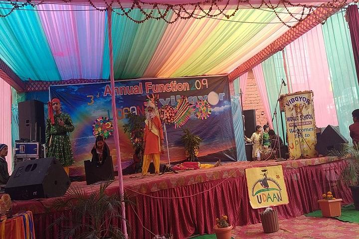 Vibgyor World School-Annual Day Celebration