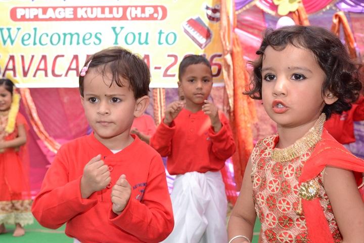 Vibgyor World School-LKG Students Dance
