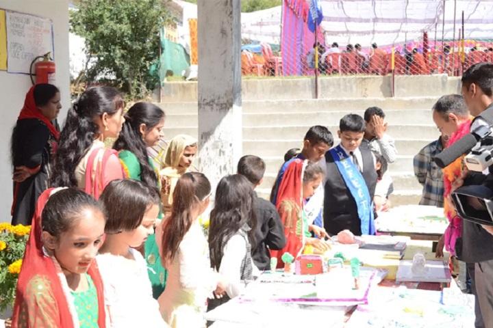 Vibgyor World School-Science Exhibition