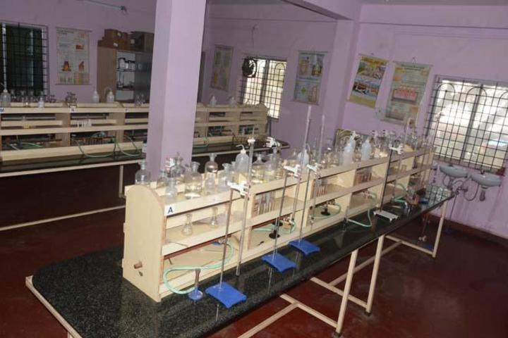 Oriental Primary And High School-Chemistry Lab