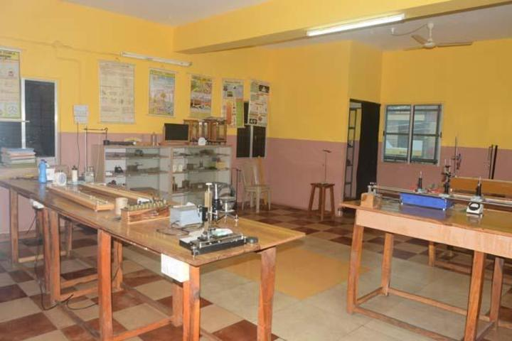 Oriental Primary And High School-Physics Lab