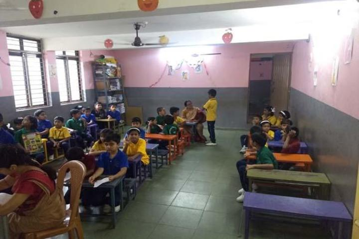 Oriental Primary And High School-Primary Class Room