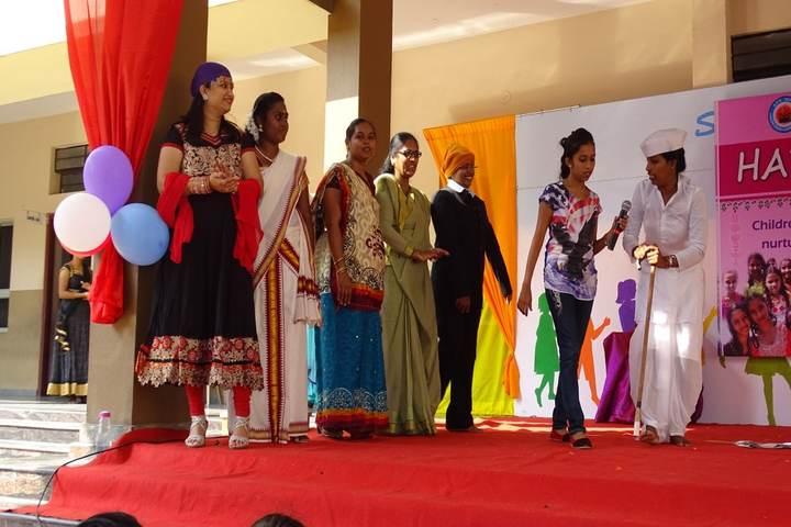 S F S Primary School-Childrens Day Celebration