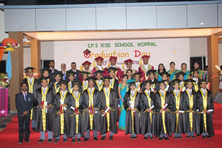 S F S Primary School-Graduation Day